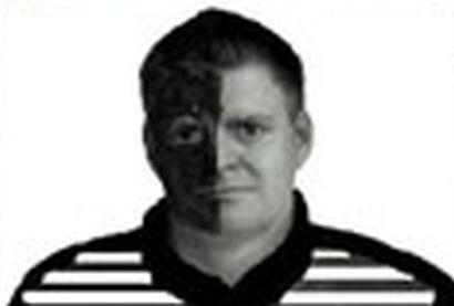 Kim Møller sort hvid