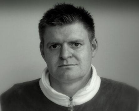 Kim Møller gråtone