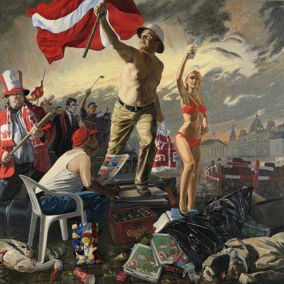 Danskernes oprør