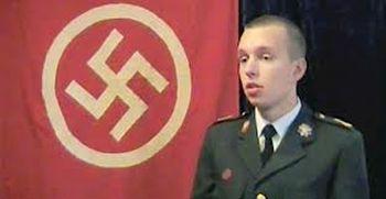 Daniel Carlsen nazi