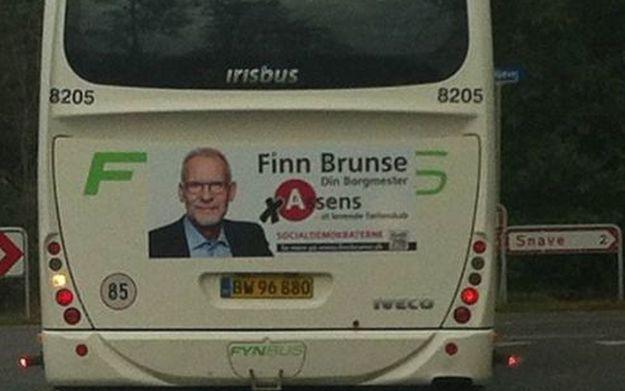 Bye-bye, Brunse